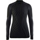 Craft W's Active Intensity CN LS Shirt Black/Granite